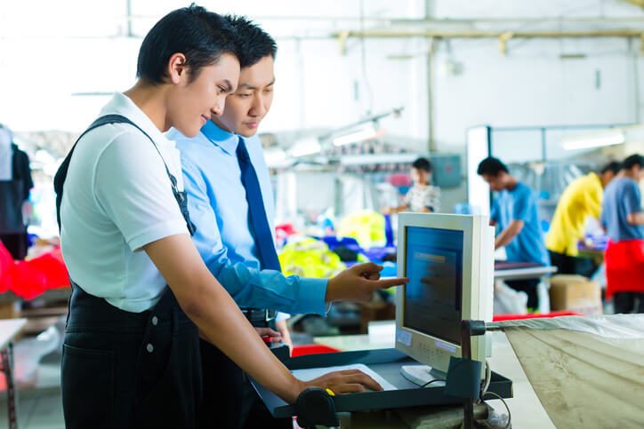 Six Reasons Why Efficient Shop Floor Control is the Key to Fashion Manufacturing Success